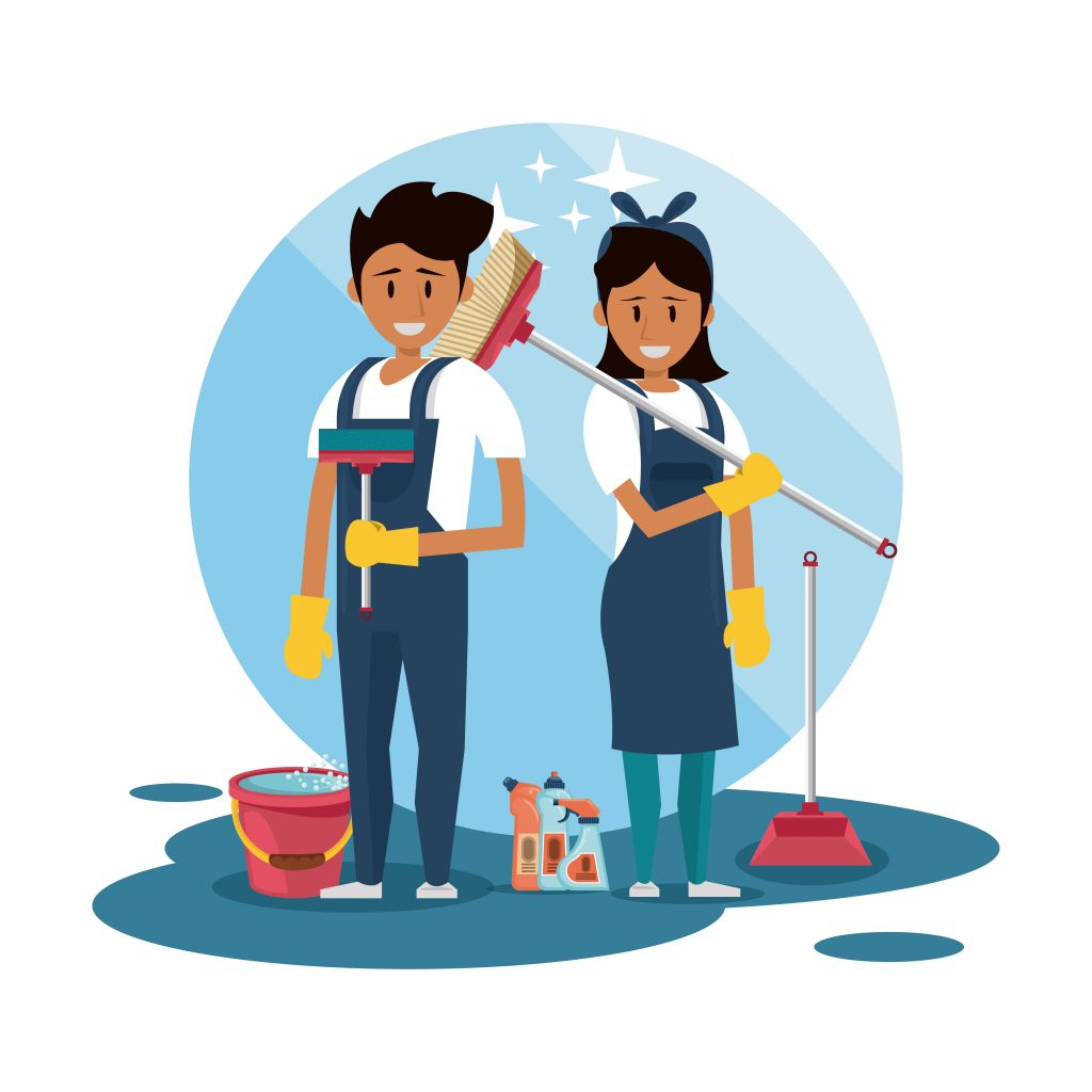 cleaning services sunshine coast