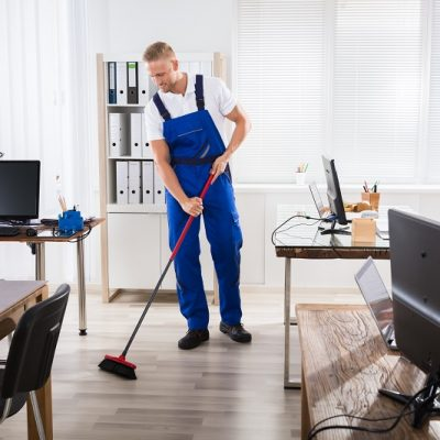 Benefits of Professional Office Cleaning