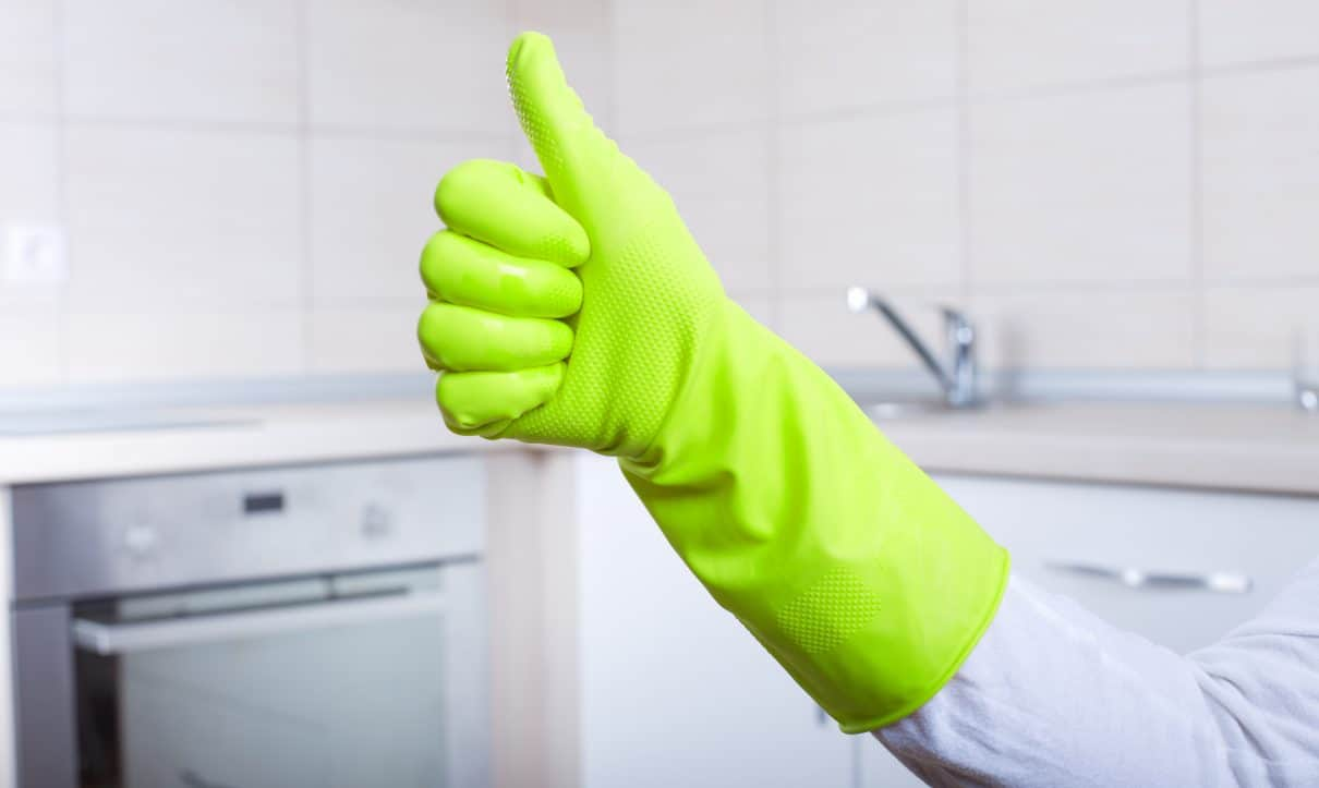 THE EVOLUTION OF DOMESTIC CLEANING