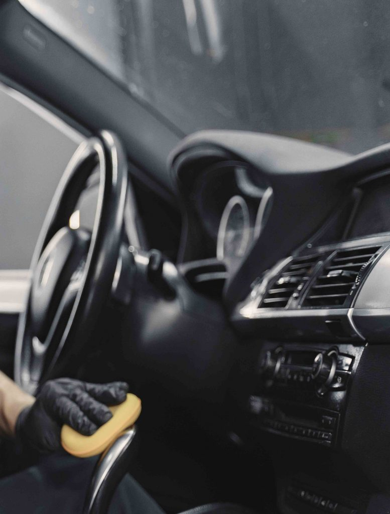 CAR UPHOLSTERY CLEANING brisbane